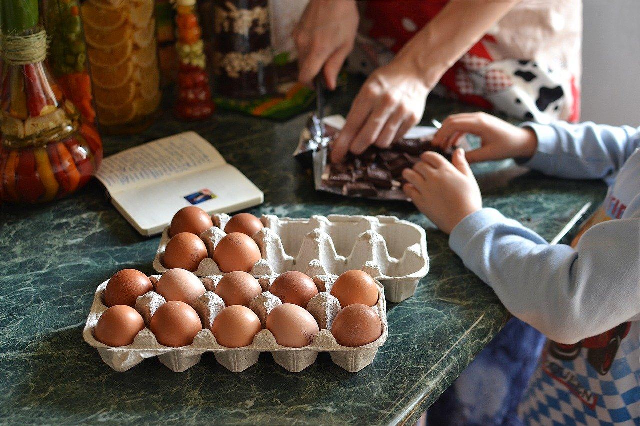 Backen an Ostern - Basteltipps Ostergeschenke