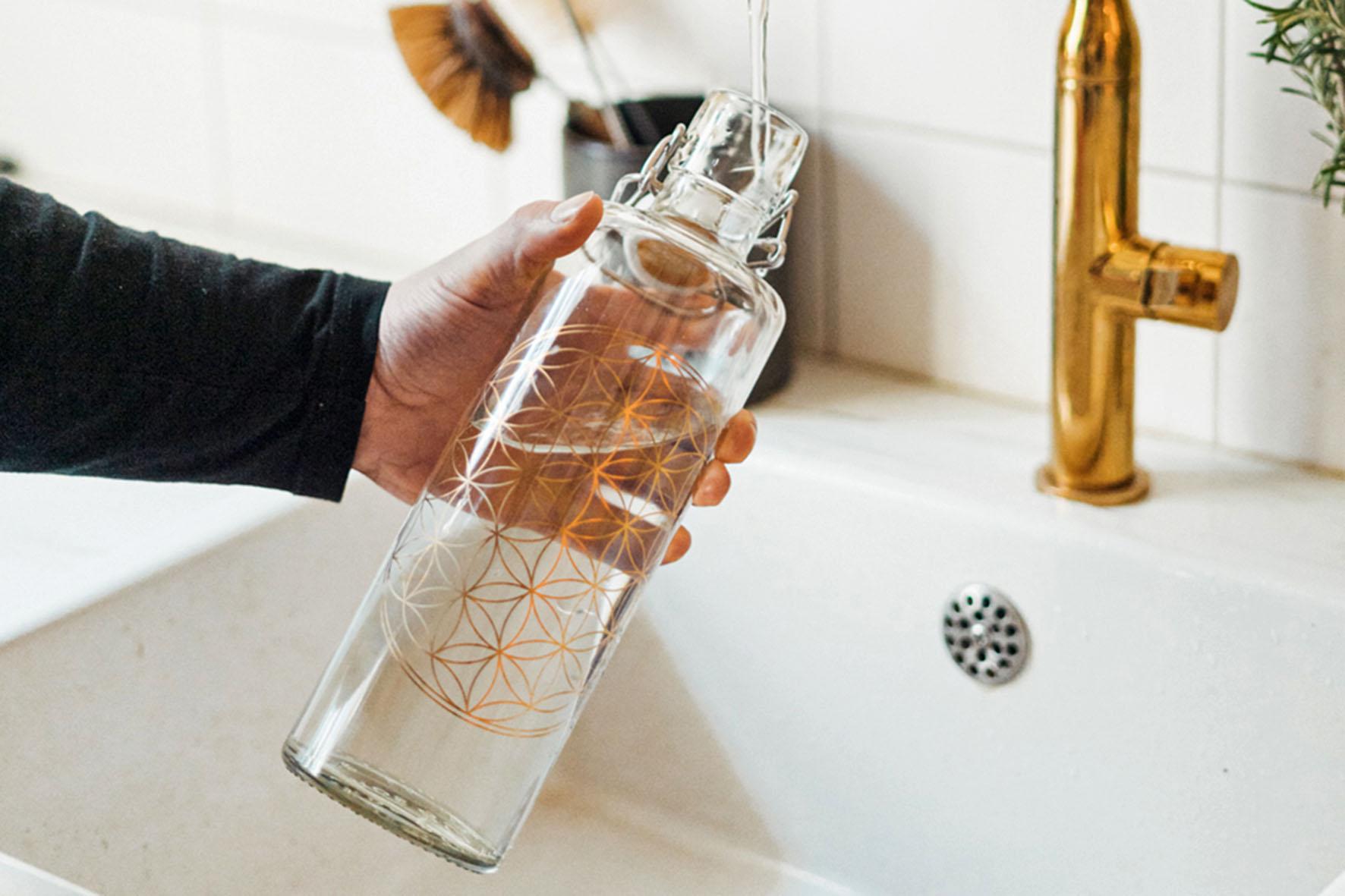 Glasflaschen verhelfen zu mehr Nachhaltigkeit