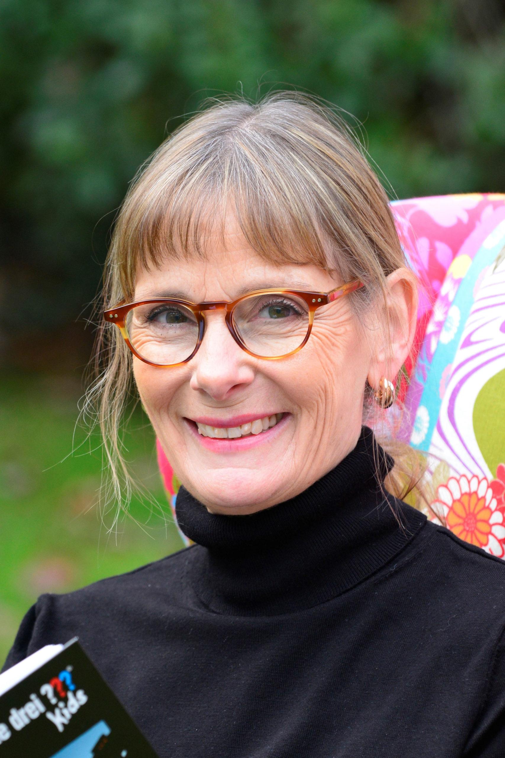 Veronika Pfitzenreiter schreibt Bücher für leseschwache Kinder