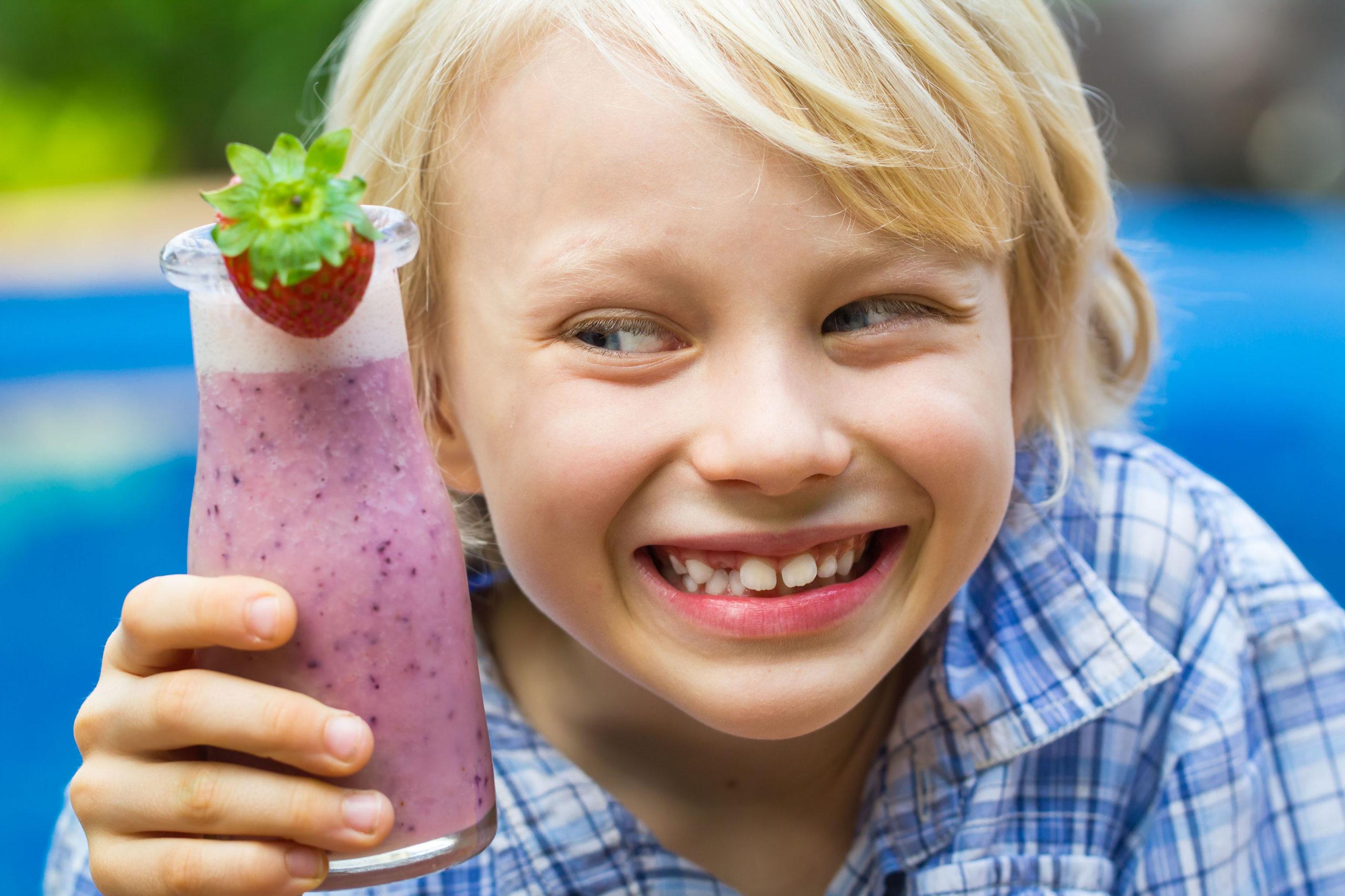 Smoothies selbst machen – 9 Tipps für Eltern und Kinder