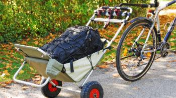 Transportwagen für Freizeit und Sport