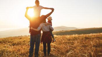Umweltenergie für familien
