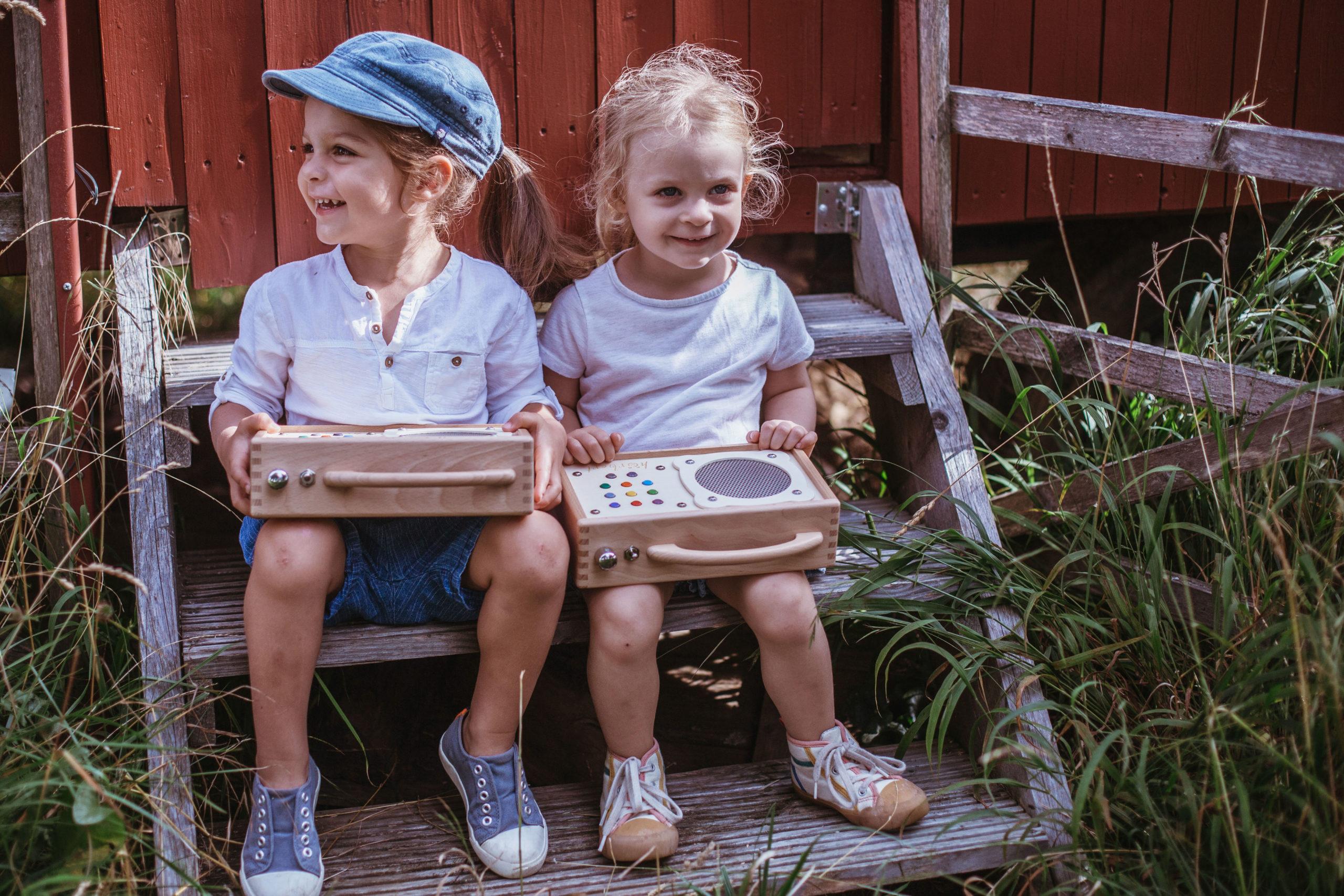 Für Kids: Nachhaltigkeit trifft Technik