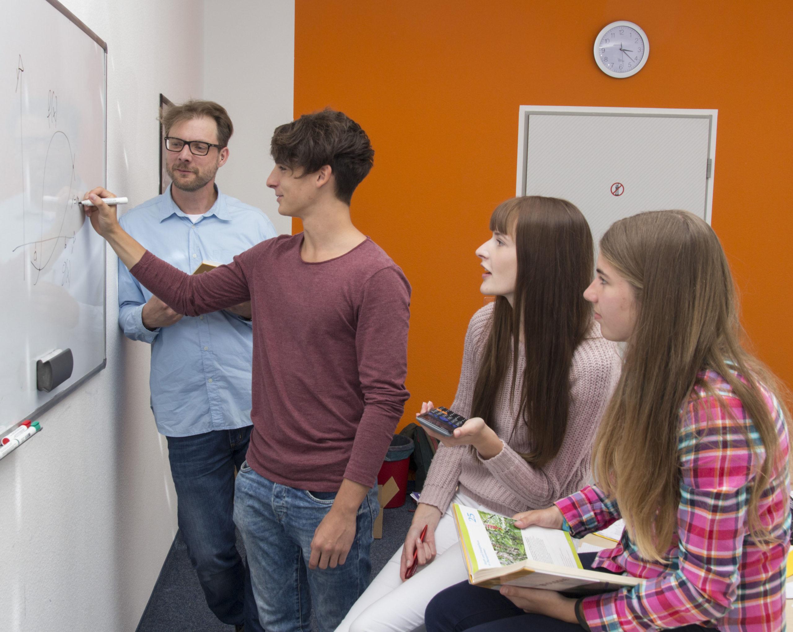 Nachhilfeunterricht gegen Lernlücken