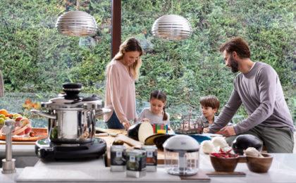 Smarte Küchenhelfer sparen Zeit beim Kochen