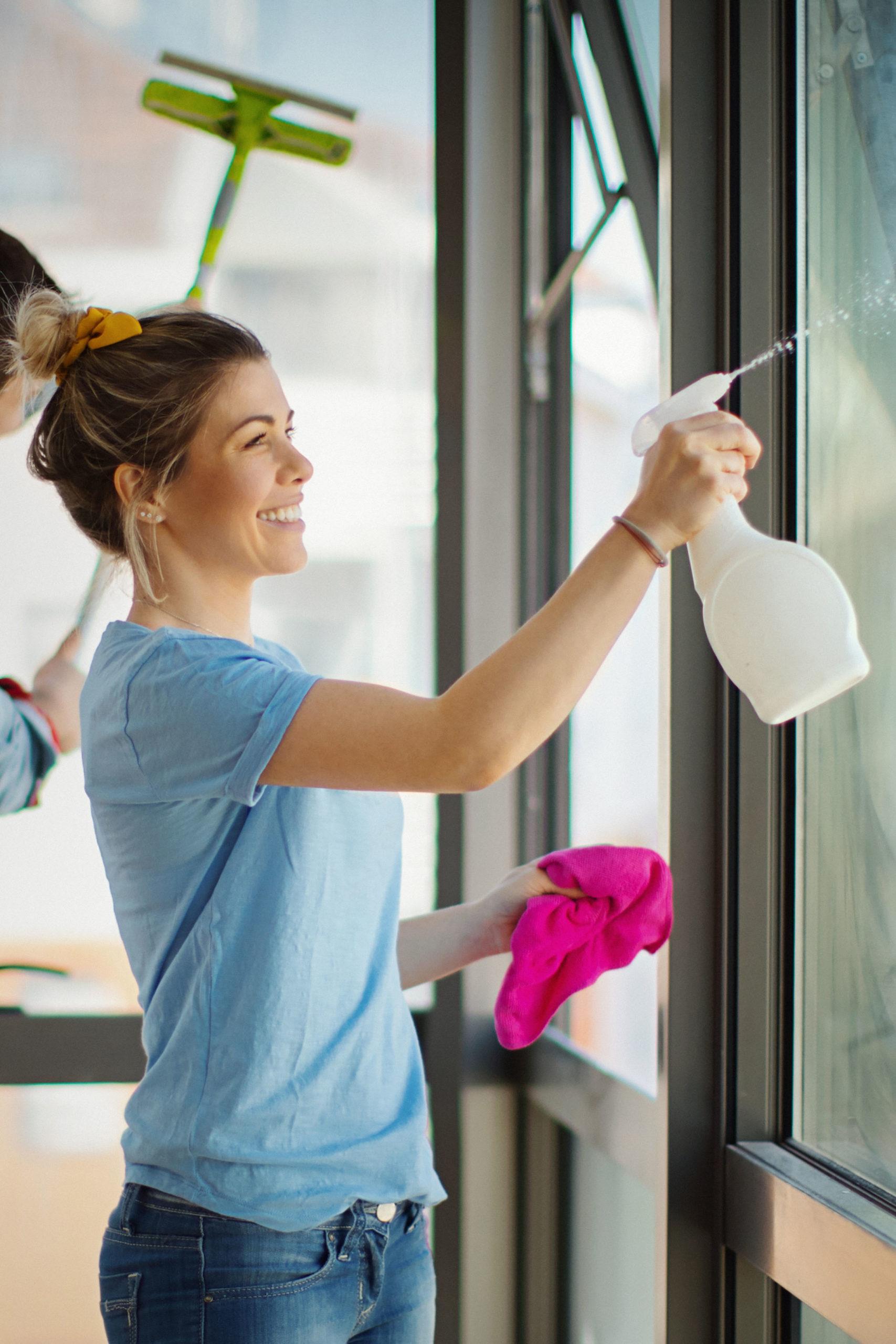 Putzen mit Hausmitteln